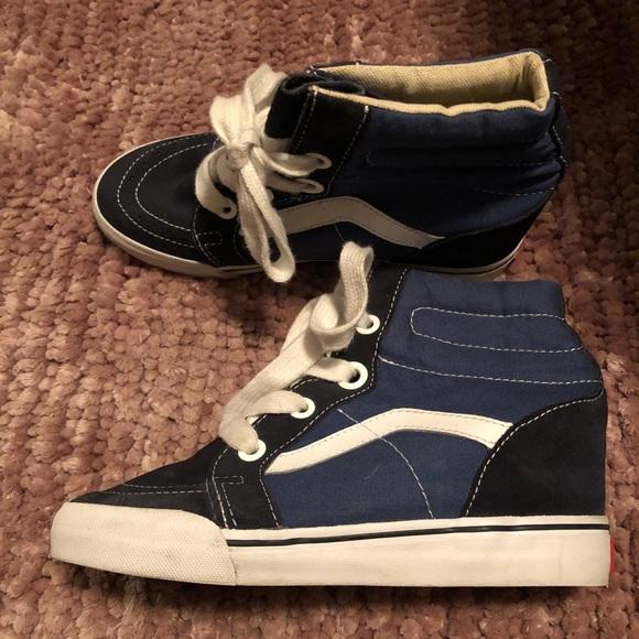 8665ff18866357 Vans High Heel Sneakers. M 5bda5ee43c9844992e8f43bb